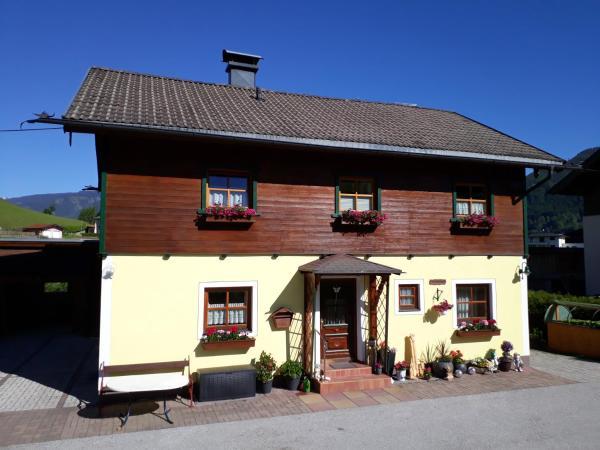 Hotellikuvia: Ferienwohnung Kasbacher, Bruck an der Großglocknerstraße