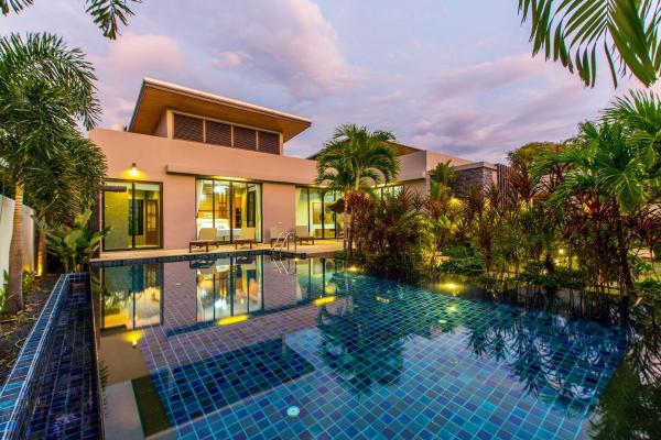 Fotografie hotelů: Thale Villa, Rawai