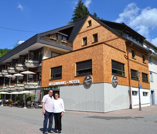 Hotelbilleder: Hotel Kimmig, Bad Griesbach