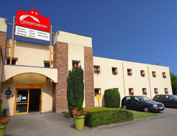 Hotel Pictures: Adam's Hotel, Lingolsheim