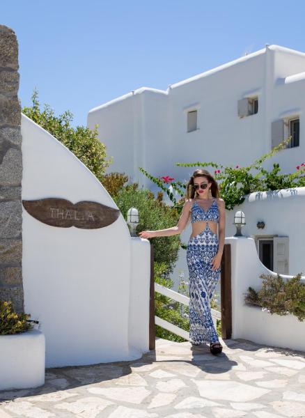 Hotel Pictures: Villa Thalia, Glastros