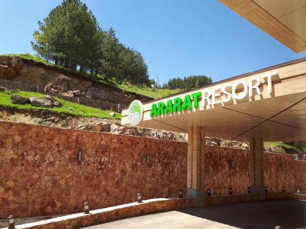 Zdjęcia hotelu: Ararat Resort Tsaghkadzor, Tsaghkadzor