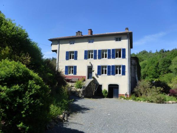 Hotel Pictures: La Chambre d'hôtes du Moulin Gitenay, Laprugne