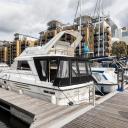 Boat in Central London