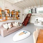 Funky Loft Apartment @ Bree Street,  Cape Town
