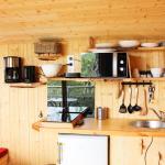 Cabanes et Lodges du Belvedere,  Serrières-sur-Ain