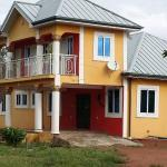Afadjato View Guest House,  Golokuati