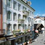 Hotel Blume / El Azteca, Interlaken