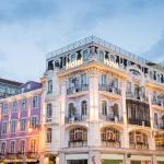 Internacional Design Hotel - Small Luxury Hotels of the World, Lisbon
