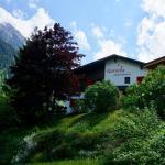 Landhaus Garsella,  Brand