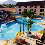 Água Doce Praia Hotel, Ubatuba