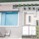 Luxury Apartment with Pool, Lima