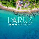 Apartment Larus,  Vir