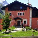 Hotel Roseg-Gletscher, Pontresina