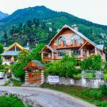 Himalayan Chalet - a unit of Casatonia,  Jagatsukh