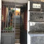 La casa Gioiosa,  Genoa
