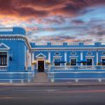 Casa Azul Monumento Historico, Mérida