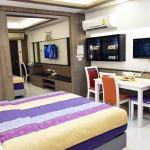 Family Suite Room Pratunam, Bangkok