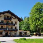 Bergsporthotel Fritz am Sand, Ruhpolding