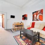 3 Bedroom Flat Via Firenze, Rome