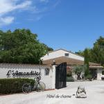 Hôtel l'Amandière, Saint-Rémy-de-Provence