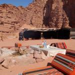 Aritas camp, Wadi Rum