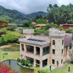 Bambuda Castle,  Boquete