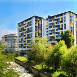 Apartment on Poltavskaya 21, Sochi