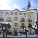 Hotel des Alpes, Brides-les-Bains