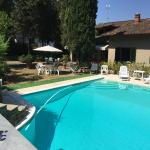 White Apartment in Villa with Pool,  Romola