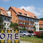 Apartamentai Dorė, Nida