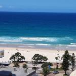 Surfers Beachcomber Resort Private Apartments, Gold Coast