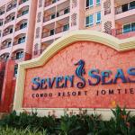 Seven Seas Condo Resort Pattaya by Nithit, Jomtien Beach