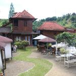 Bantal Guling Villa, Lembang