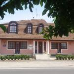 Szilvia Gästehaus, Bük
