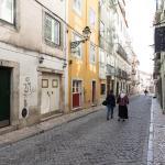 Feels Like Home Bairro Alto Central Apartment,  Lisbon
