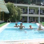 Green hotel-club, Zatoka