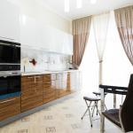 1-room Apartment on Aviatorov 21 near Planeta,  Krasnoyarsk