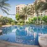 Short Booking - 2 Bedrooms Fairmont Chic Apartment, Fairmont North, Palm Jumeirah, Dubai