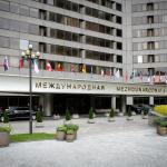Apart-Hotel Mezhdunarodnaya,  Moscow