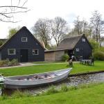 Aan de dorpsgracht, Giethoorn