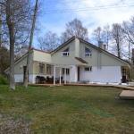 Villa Saarenmaa,  Mändjala