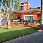 Casa de lujo con piscina y jardín.,  Sitio de Calahonda
