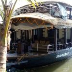 Riverland 2 Bedroom Houseboat, Alleppey
