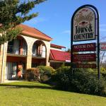 Idlewilde Town & Country Motor Inn,  Pambula