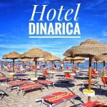 Hotel Dinarica,  Marotta