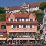 Hotel Strand Cafe Meersburg,  Meersburg