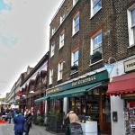 Veeve - One Bedroom Apartment in Bloomsbury, London