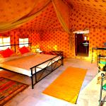 The Royal Camp, Jaisalmer