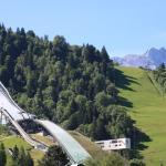 Alpen - Apartments, Garmisch-Partenkirchen